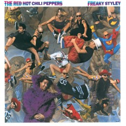 Freaky Styley Red Hot Chili Peppers
