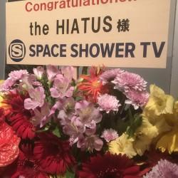 the HIATUS Our Secret Spot TOUR 2019 Zepp Tokyo 2019.7.31