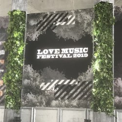 LOVE MUSIC FESTIVAL 2019 day1 幕張メッセイベントホール 2019.6.1