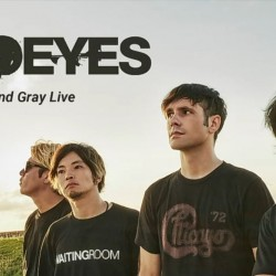 MONOEYES Between the Black and Grey Live on Streaming 2020 2020.10.19