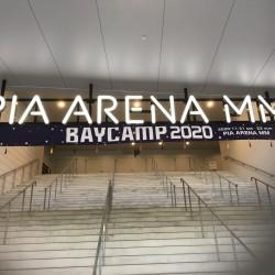 BAYCAMP2020 day1  ぴあアリーナMM  2020.11.21