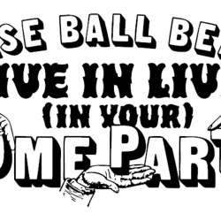 Base Ball Bear LIVE IN LIVE (IN YOUR) HOME PARTY 2020.11.11