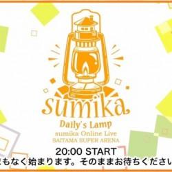 sumika Daily's Lamp sumika Online Live SAITAMA SUPER ARENA 2021.2.9