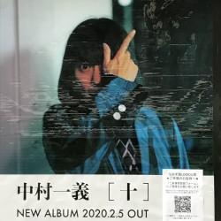 "中村一義 ""十"" acoustic Live tour 2021 千葉LOOK 2021.5.9"