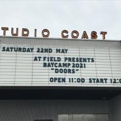 BAYCAMP 「DOORS」 新木場STUDIO COAST 2021.5.22